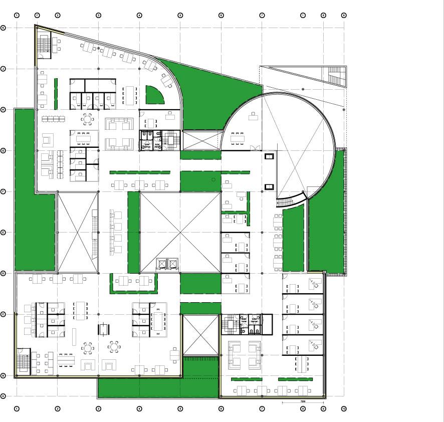 ARKEY A3: 1_SO.LIB plattegronden.DRW